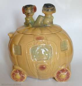 Brush Pottery Co. Cinderella's Pumpkin